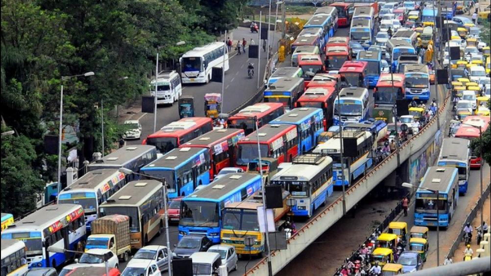 No More Traffic Jams in Silk Board
