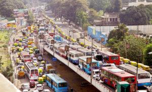 silk board traffic jam