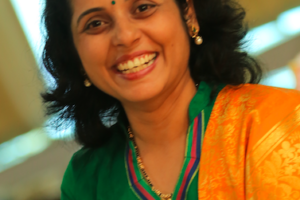 """Meet Alpana: Blogger at MothersGurukul and an author of """"A Girl In The New Town"""""""