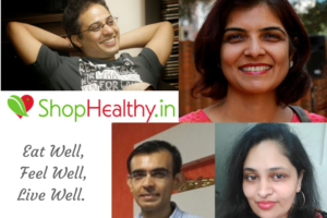 ShopHealthy: An e-commerce platform focusing on high quality health and beauty products