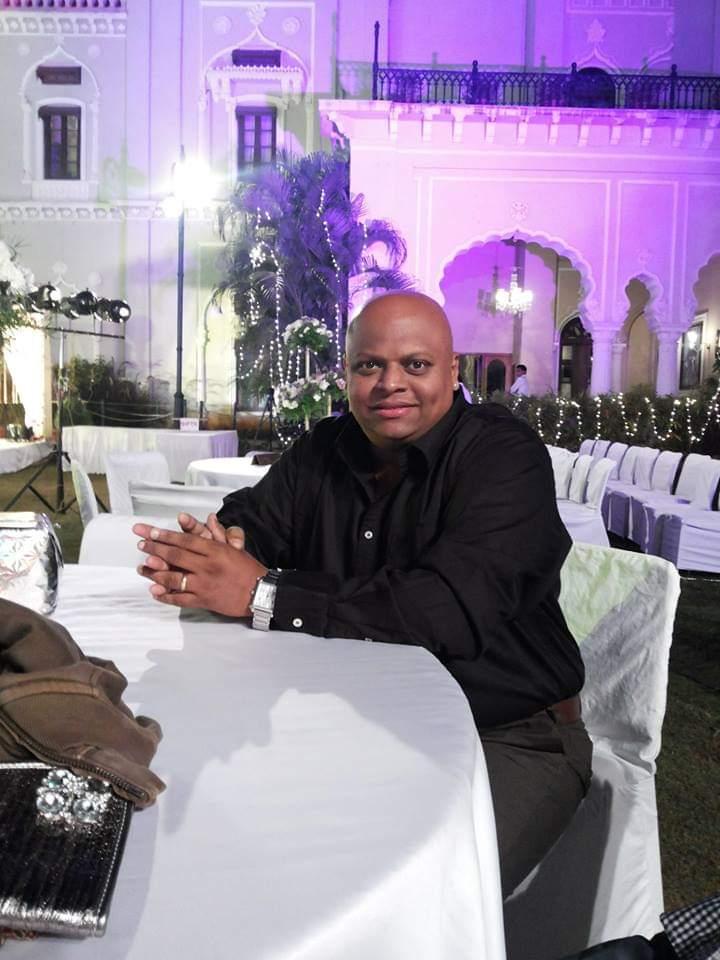 Meet Sajan Abraham: he is the founder of Indian Raaste