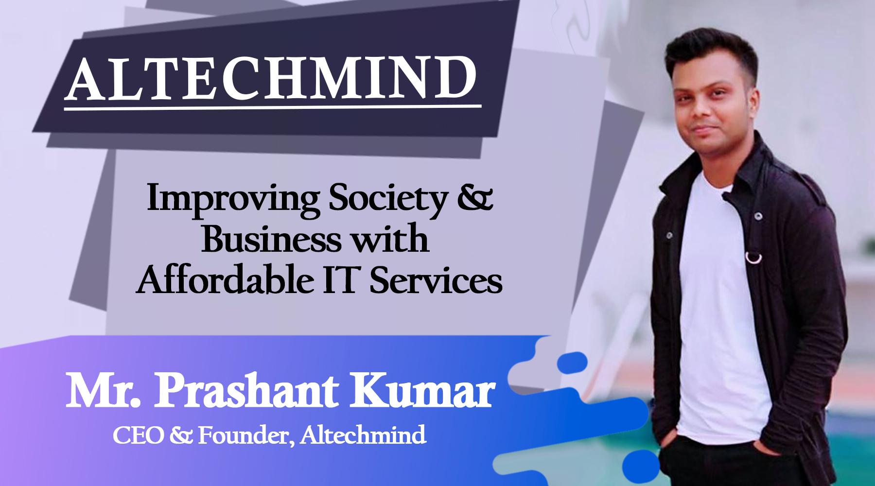 Altechmind Web Services: IT company Web Hosting, Web Design, Digital Marketing & more