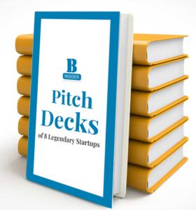 pitch decks of successful startups