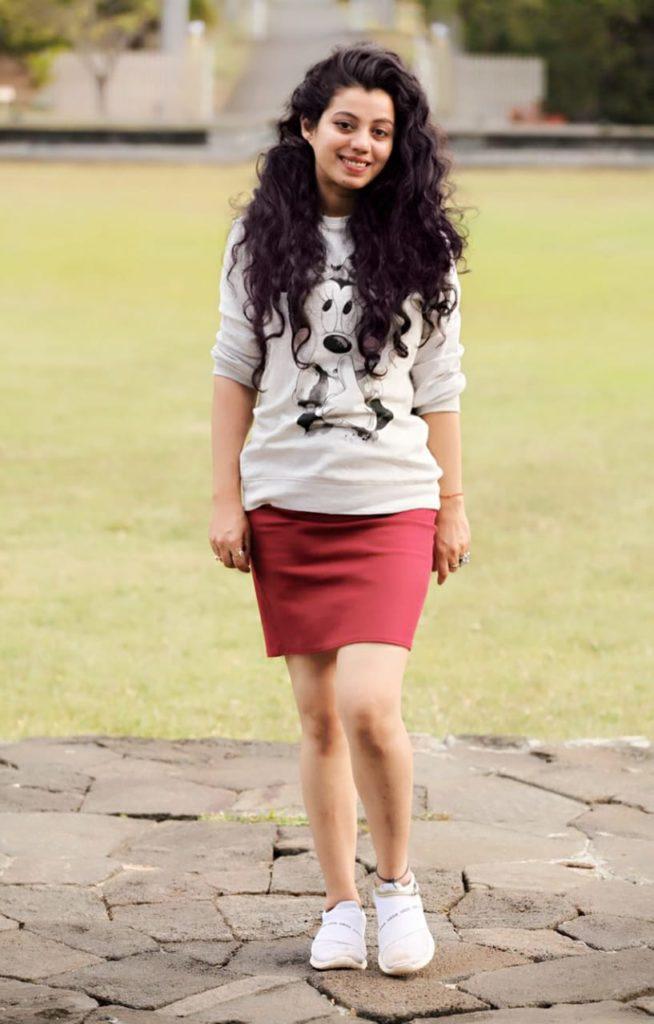 Meet Neetu Bharadwaj: A fashion designer by passion and by profession
