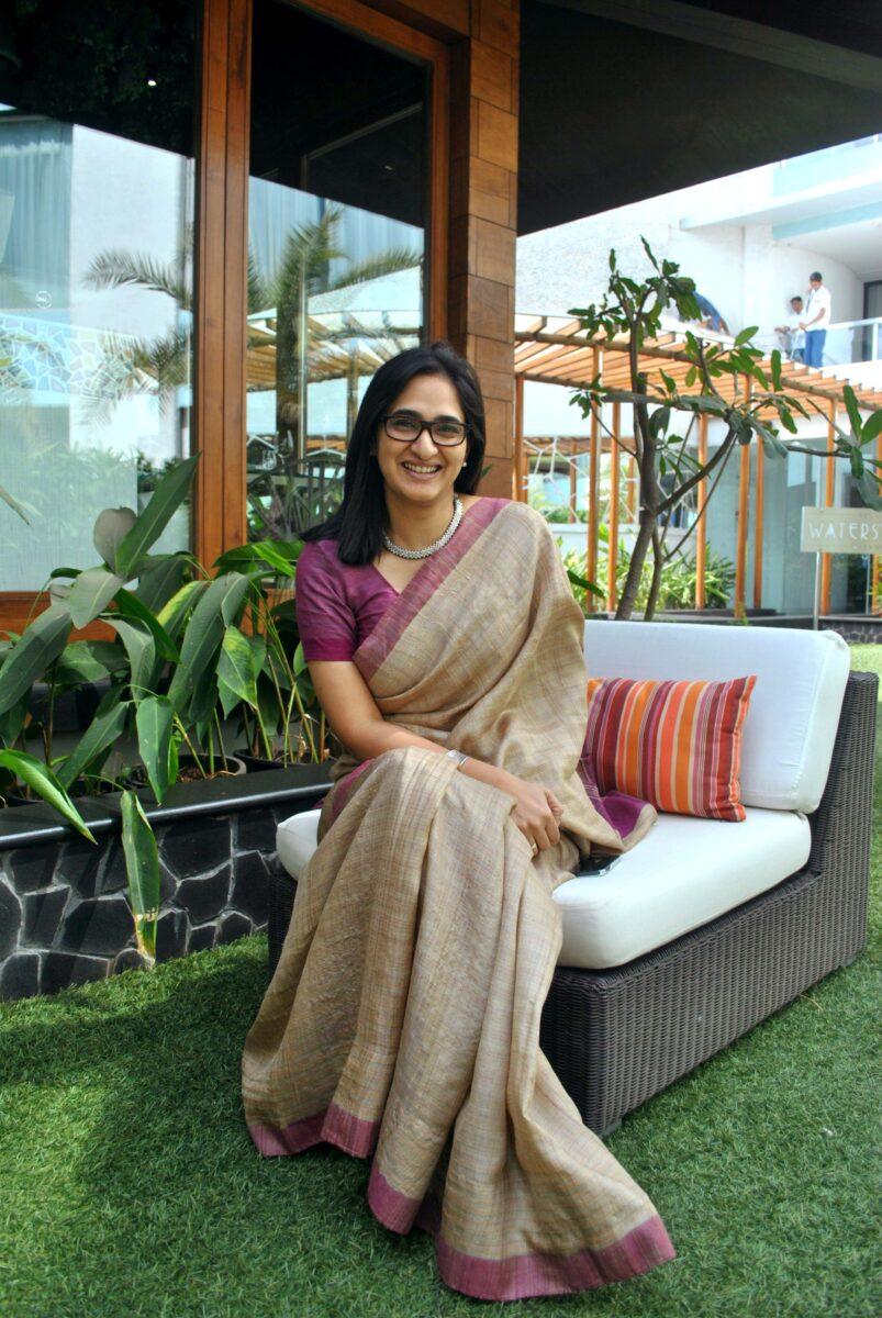 Meet Saloni Suri: I am an executive leadership coach, trainer and author-