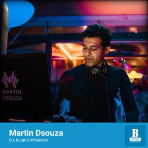 Martin Dsouza