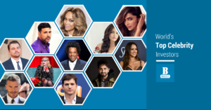 world's top celebrity investors