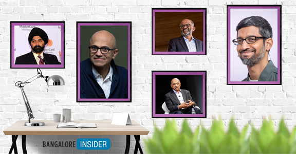 top indian ceos of the world