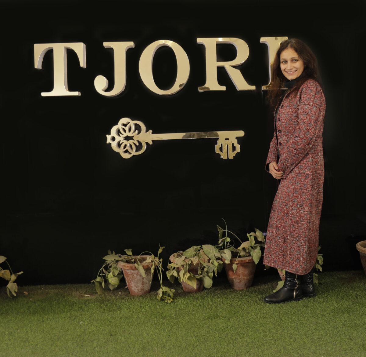 Mansi Gupta, CEO & Founder, Tjori