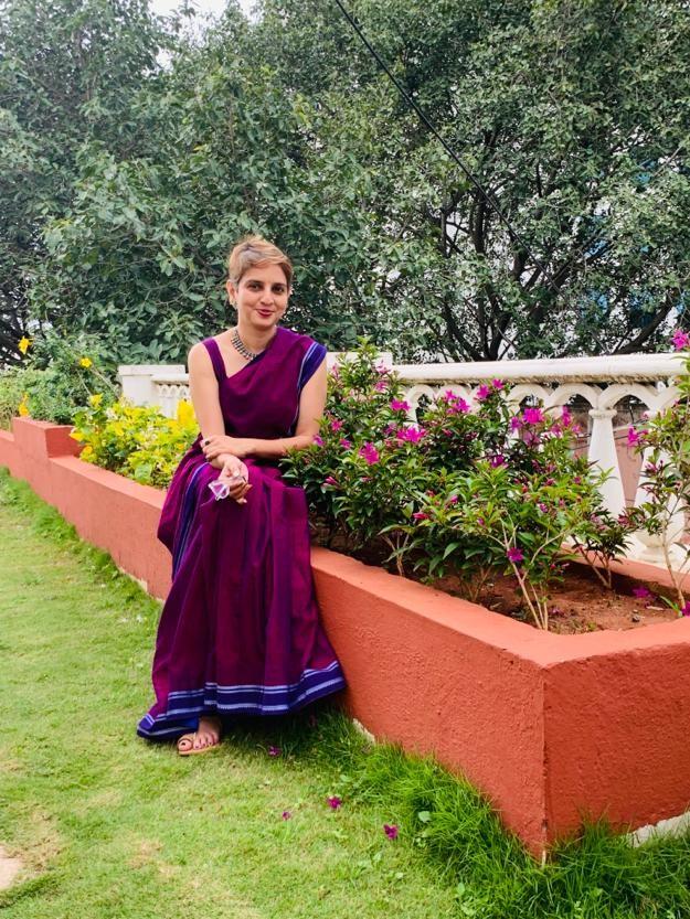Seema Harsha founder indiassetz