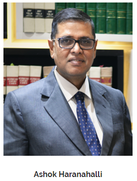 Ashok Haranahalli.