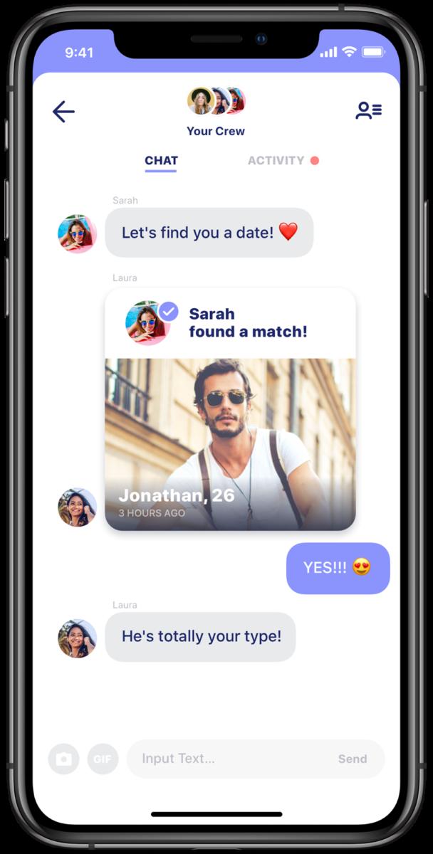 Ship dating app