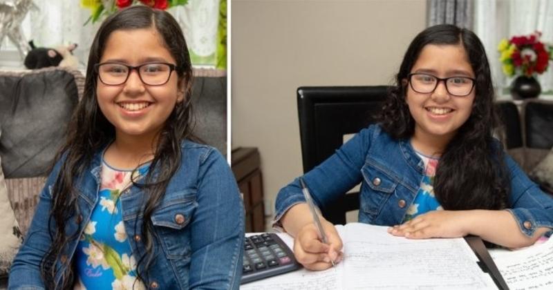Meet the 11-year-old girl that beat Einstein's IQ