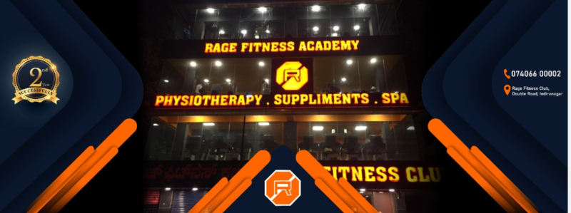 Rage fitness