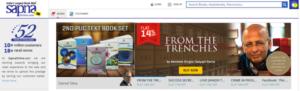 Explore a unique side of Sapna book house Bangalore
