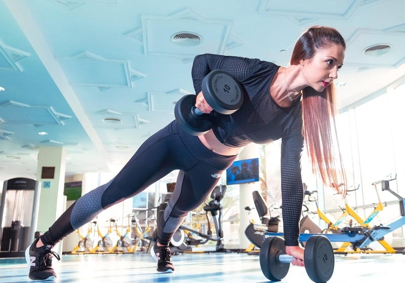 Get back in shape with the top 4 gyms in Bangalore