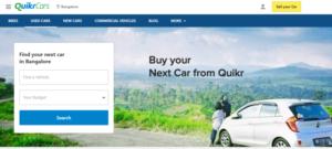 Quiker cars