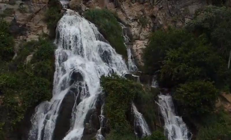 Chunchi Falls, Kanakapura