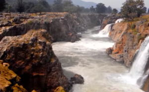 Hogenakkal Falls, Dharmapur
