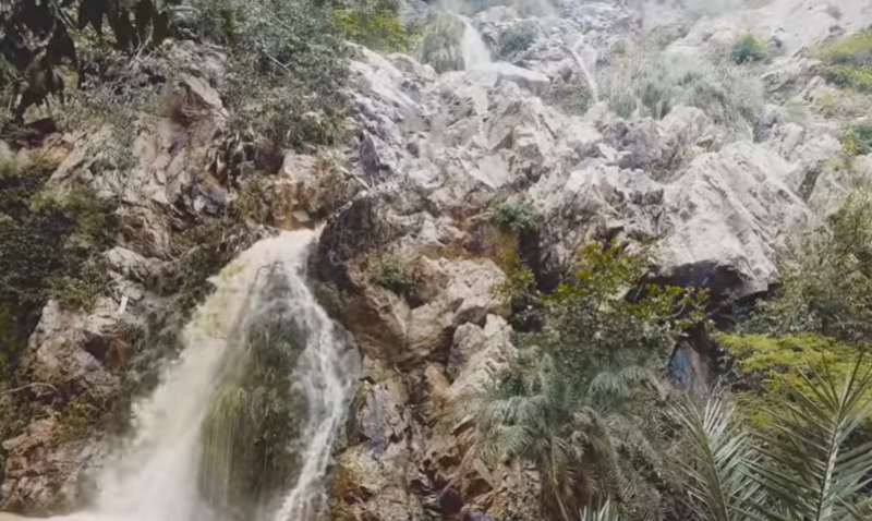 Muthyala Maduvu Falls, Anekal
