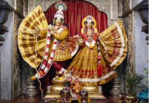 Timings of Bangalore ISKON temple