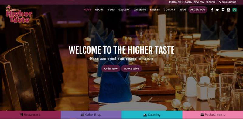 Restaurants in and around ISKON Bangalore