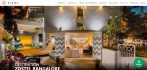 Zostel Bangalore