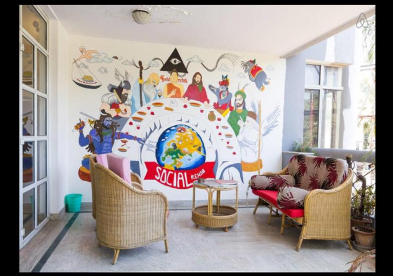 Social Rehab Hostel