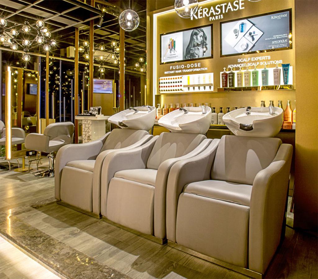 blown salon bangalore