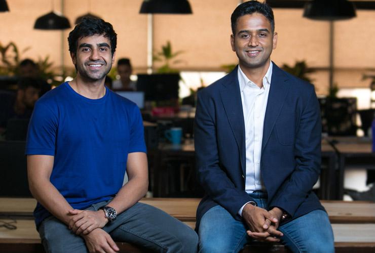 Nikhil Kamath and Nithin Kamath