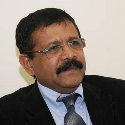 MP Ganesh
